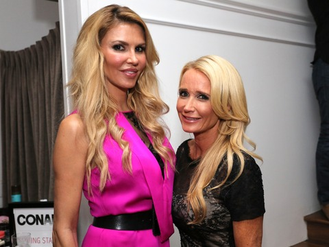 'RHOBH' Stars React to Camille Grammer's Abuse Allegations