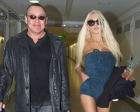 Shocker! Courtney Stodden and Doug Hutchison Split… But Still Live Together