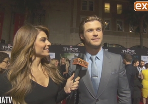 Video! Hanging with the Cast of 'Thor 2'
