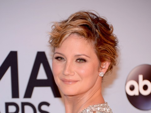Jennifer Nettles Got a Nice Surprise from Her Baby Son