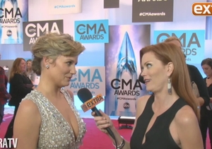 CMAs 2013: Jennifer Nettles, Keith Urban, Sheryl Crow, and More