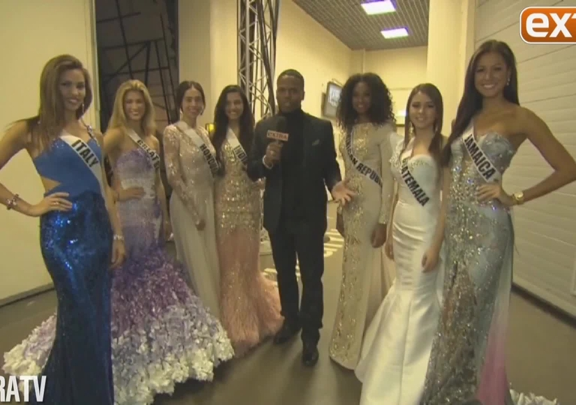 Miss Universe Contestants: How Much Do They Know About Russia?
