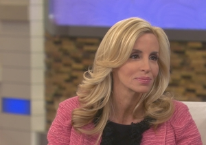 Camille Grammer Opens Up About Abuse Claims