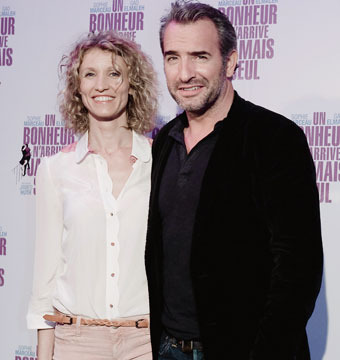 Oscar Winner Jean Dujardin: I'm Separated from Wife, But I'm Not a Womanizer!