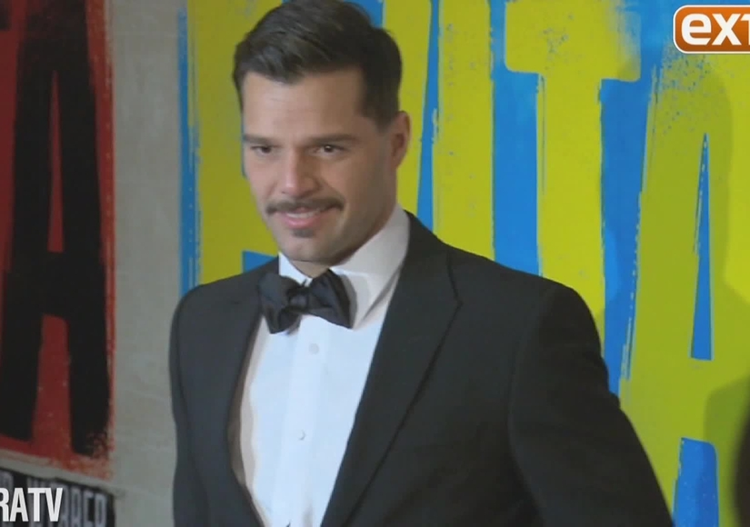 Ricky Martin Really Wants Hillary Clinton to Run for President