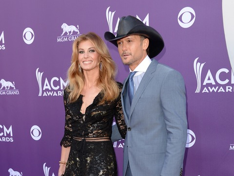 Country's Hottest Couple Brushes Off Divorce Rumors