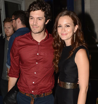 How Did Leighton Meester and Adam Brody Pull Off a Secret Wedding?