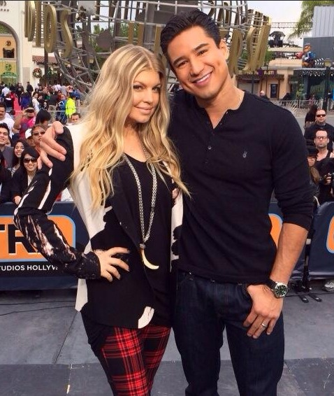 Image result for mario lopez fergie