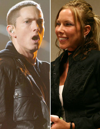 Kim Mathers and Eminem Back Together? Mom Says They Are In ...