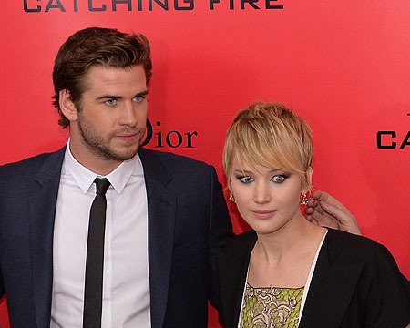 Liam Hemsworth Credits Jennifer Lawrence for Keeping Him 'Grounded' Since…
