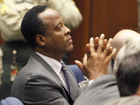 Conrad Murray Claims 'I Didn't Kill Michael Jackson, He Accidentally Killed…