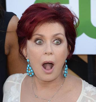 Sharon Osbourne's Plastic Surgery Shocker