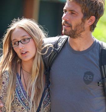 Paul Walker's Girlfriend 'Broken Up' Over Actor's Death