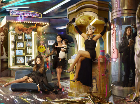kardashian-christmas-card-2