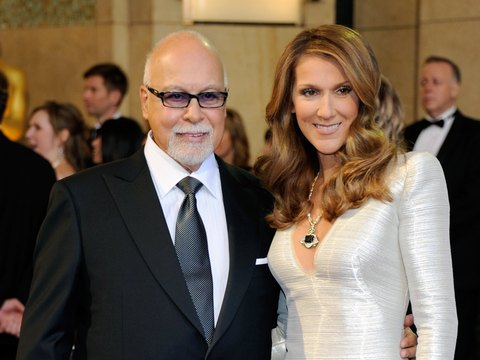 Celine Dion Says 'There's No Secret' to Making Her Marriage Work