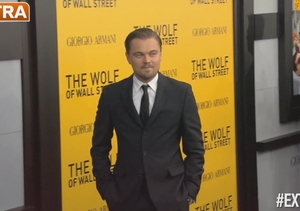'Extra' Hangs with Cast at 'The Wolf of Wall Street' Premiere