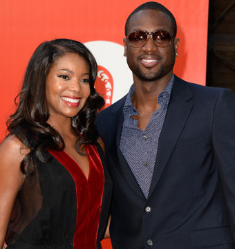Who is gabrielle union hookup dwayne wade