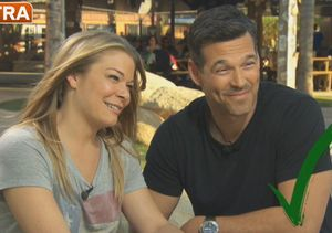 How Well Do LeAnn Rimes and Eddie Cibrian Know Each Other? Watch Them Take Our…