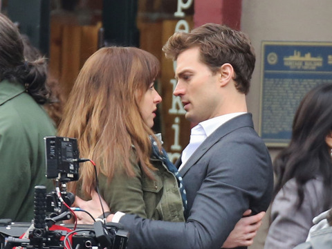 'Fifty Shades of Grey' Sex Scenes: Is Dakota Johnson's BF…