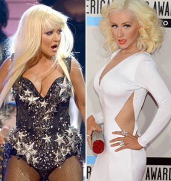 Celebrity Weight Loss Transformations of 2013