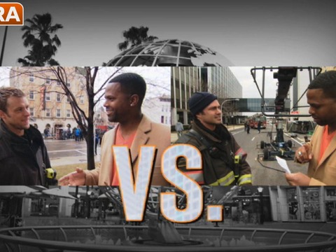 'Chicago Fire': Taylor Kinney and Jesse Spencer Take 'Extra's'…