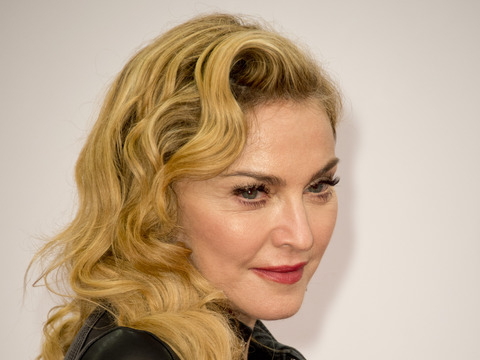 Madonna Responds to Criticism over 'Party' Pic with Son Rocco