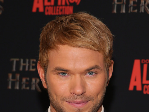 'Very Single' Kellan Lutz Is Just Friends with Miley Cyrus