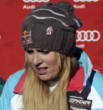 Lindsey Vonn Drops Out of Olympics: 'Knee Is Just Too Unstable'