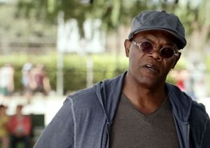 Samuel L. Jackson Stands Up to Childhood Cancer