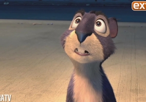 'The Nut Job' Stars Will Arnett and Katherine Heigl on Being Squirrely