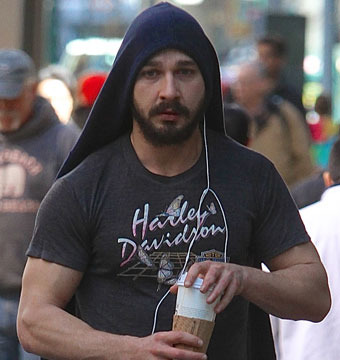 Video! Shia LaBeouf Sort of Apologizes for Headbutt