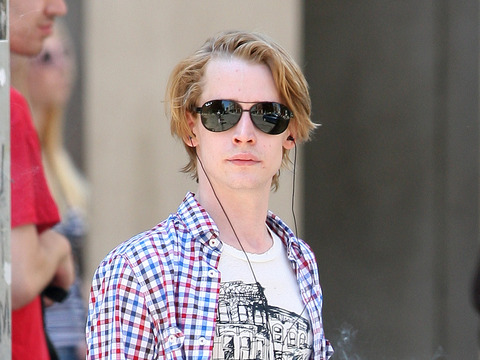 Report: Macaulay Culkin's Dad Suffers Massive Stroke