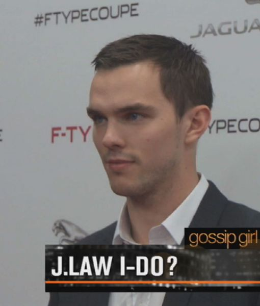 Gossip Girl: Is Jennifer Lawrence Engaged to Nicholas Hoult?