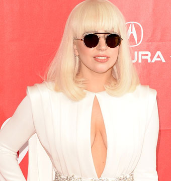 Lady Gaga attended MusiCares Person of the Year event honoring Carole King in…
