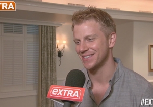 'Extra' Interviews Sean and Catherine Just Moments Before 'The Bachelor Wedding'