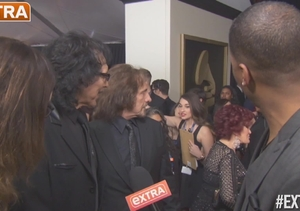 Ozzy and Sharon Osbourne on Pre-Grammy Party Incident