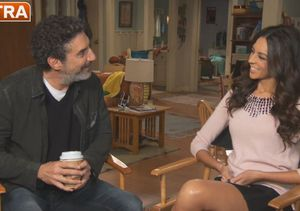 Chuck Lorre Tells Ben Affleck Story with Vanity Card
