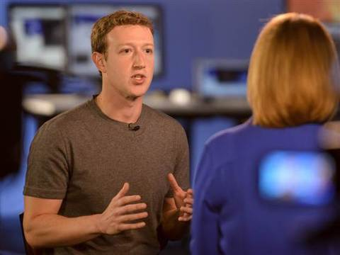 Sneak Peek! Mark Zuckerberg Still Marvels at Facebook's Success
