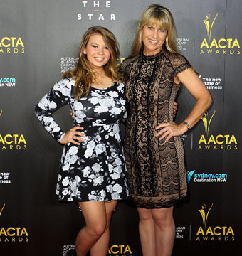 Is That Bindi Irwin? 'Jungle Girl' Goes Glam!