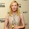 Philip Seymour Hoffman's Friend Cate Blanchett Brings Toys to His Kids