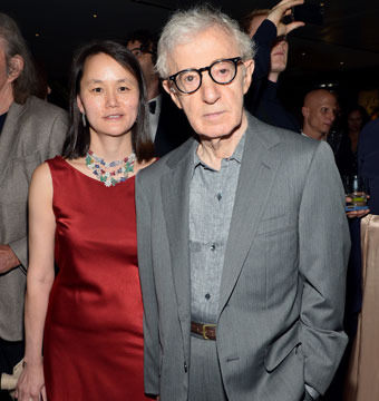Video! Woody Allen's Response to Claims He Sexually Abused Daughter Dylan