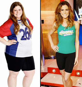 'Biggest Loser' Winner Too Thin? See What She Looks Like Today