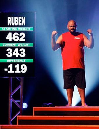 'Biggest Loser' Winner Too Thin? Ruben Studdard Weighs In ...