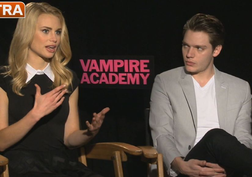 Blood and Mean Girls at the 'Vampire Academy'