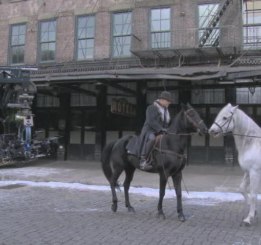 Sneak Peek! Behind the Scenes on the Set of 'Winter's Tale'