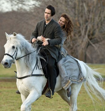Sneak Peek! Behind the Scenes on the Set of 'Winter's Tale'