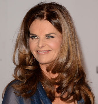 Video! Maria Shriver Dishes on Oprah's 60th Birthday and More
