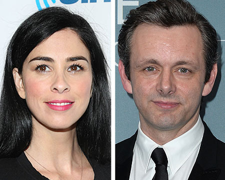 New Couple Alert? Sarah Silverman and Michael Sheen Are Dating