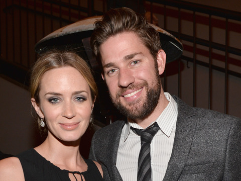 Emily Blunt and John Krasinski Welcome a Baby Girl!