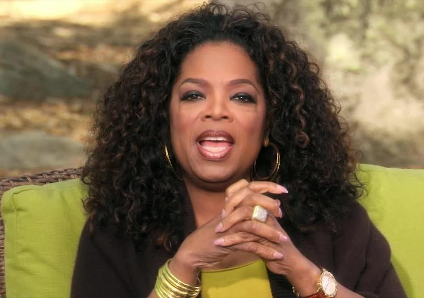 Make the World a Better Place, Join Oprah's Campaign to Just Say Hello